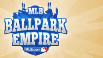 MLB Ballpark Empire te da el control