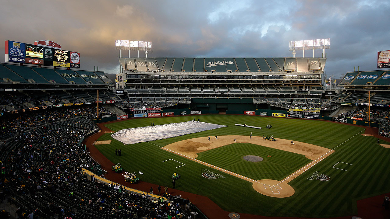 Athletics decline lease offer from Coliseum Authority