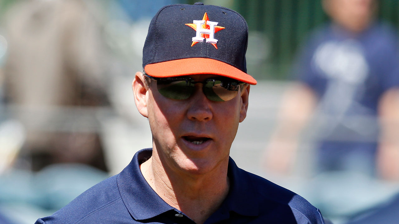 Crane weighs in on Astros' start, search for spring site