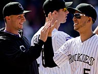Health, pitching could shape Rockies' 2014 season