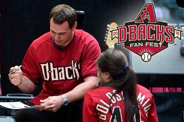 Fan Fest de los D-backs