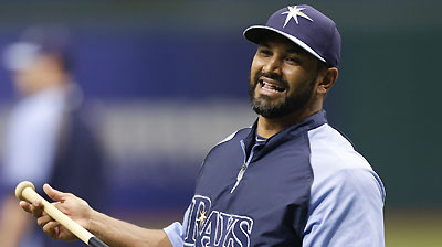 Rays mark milestone with 2,500th game