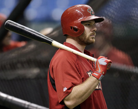 Jason Kubel pasa de los Diamondbacks a los Indios