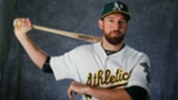 Ike Davis Photo Shoot