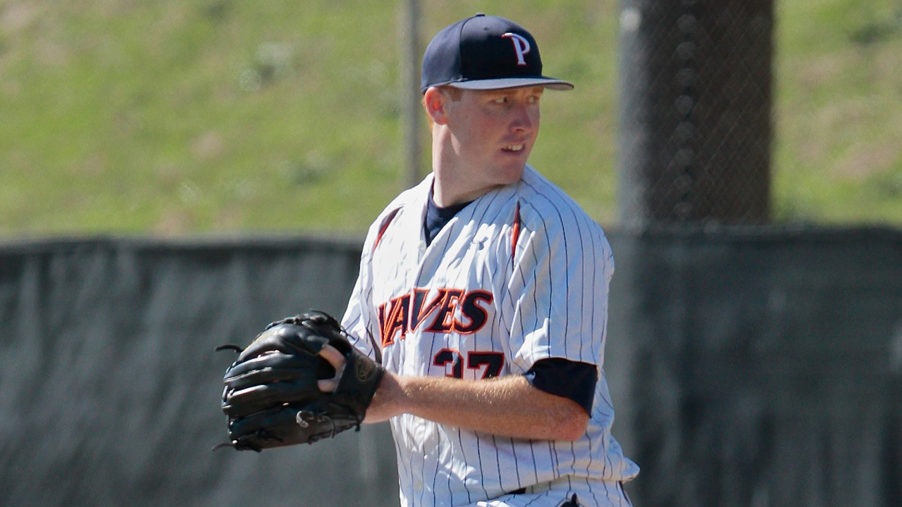 A's cap Day 2 of Draft with Pepperdine right-hander