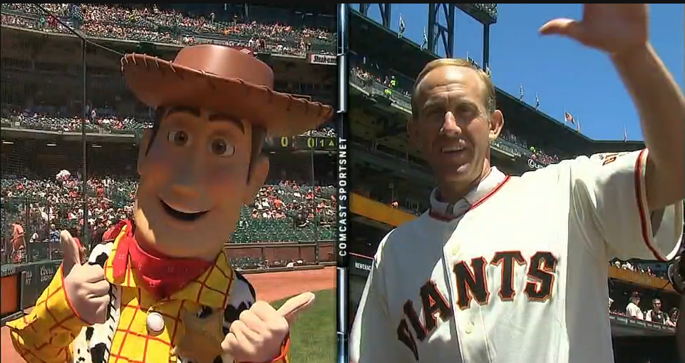Woody and Reuter
