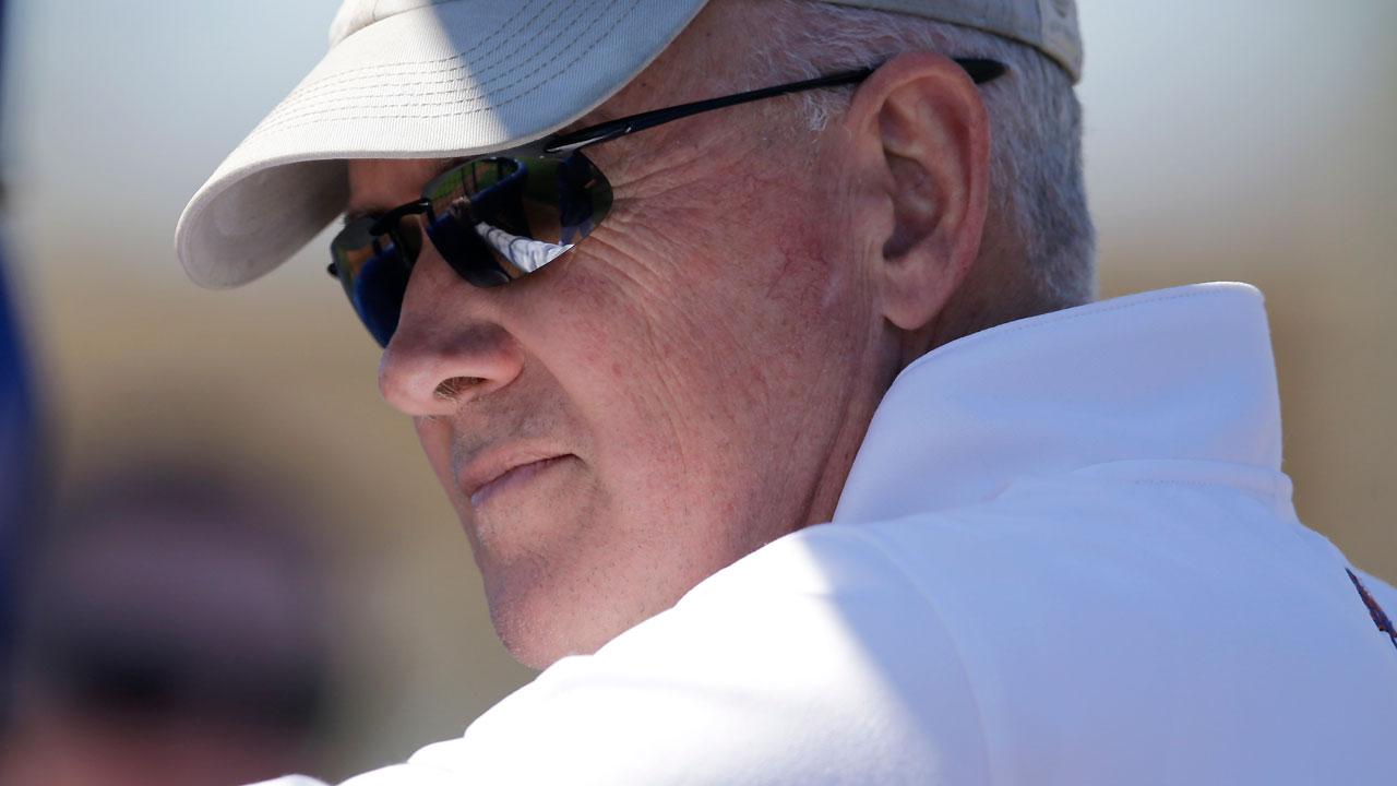 Alderson to reassess team as Trade Deadline nears