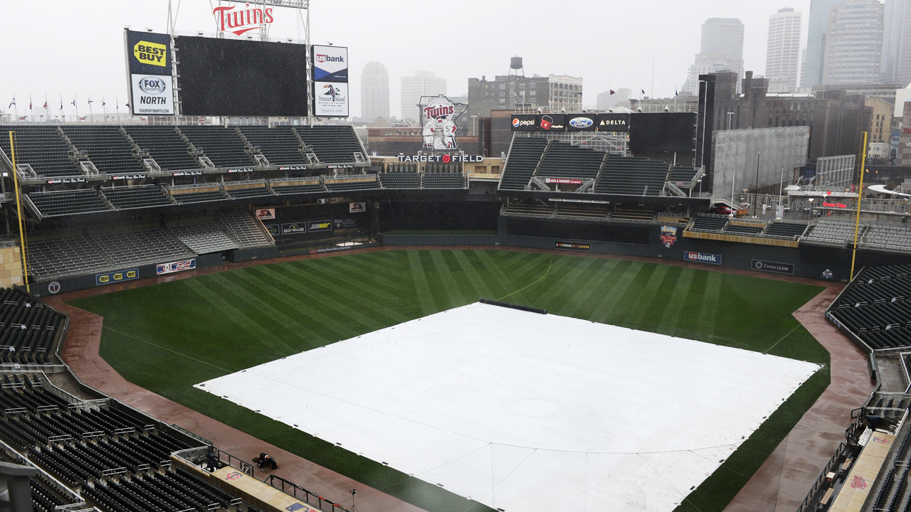 Twins-Dodgers rescheduled for Thursday