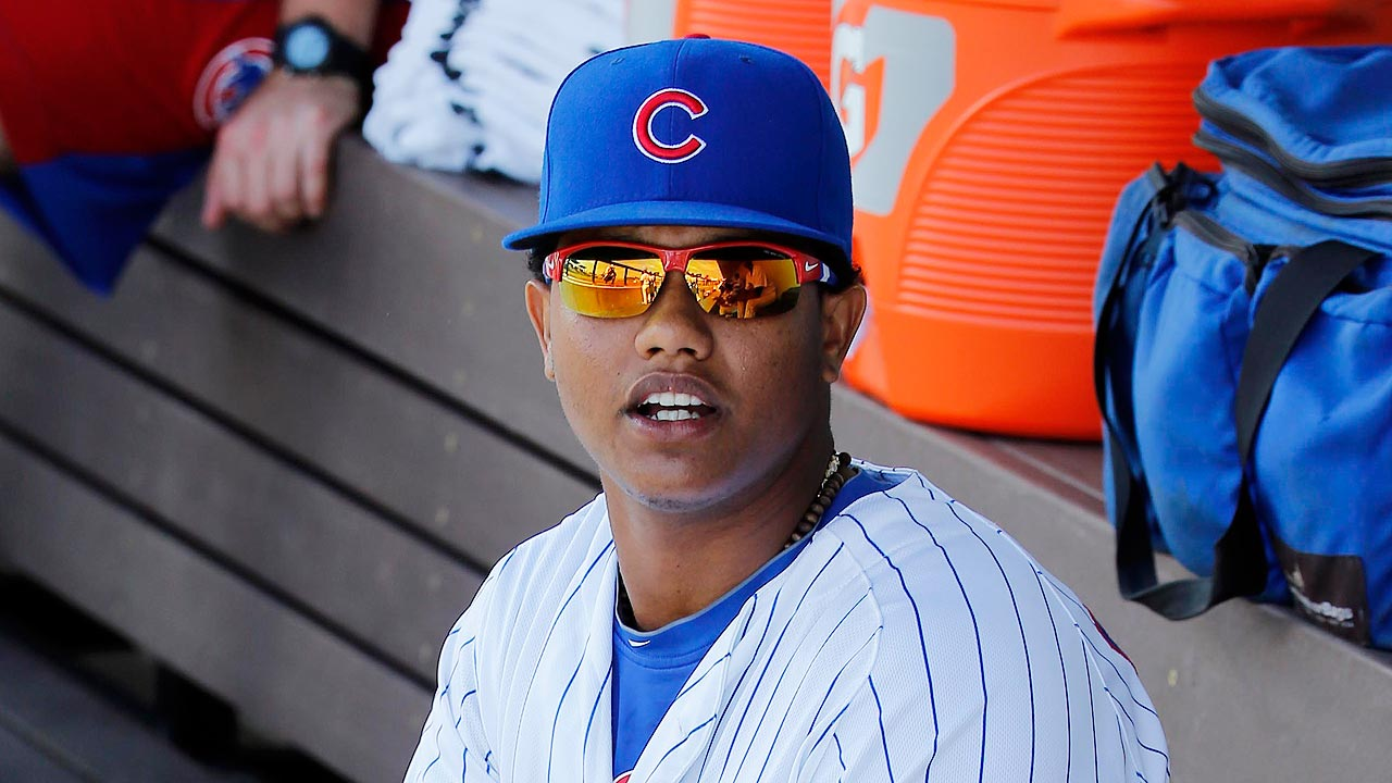 Starlin progressing; can he make it in time for opener?