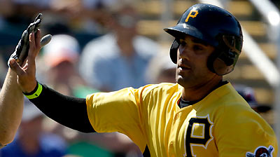 Pirates call up power-hitting Lambo