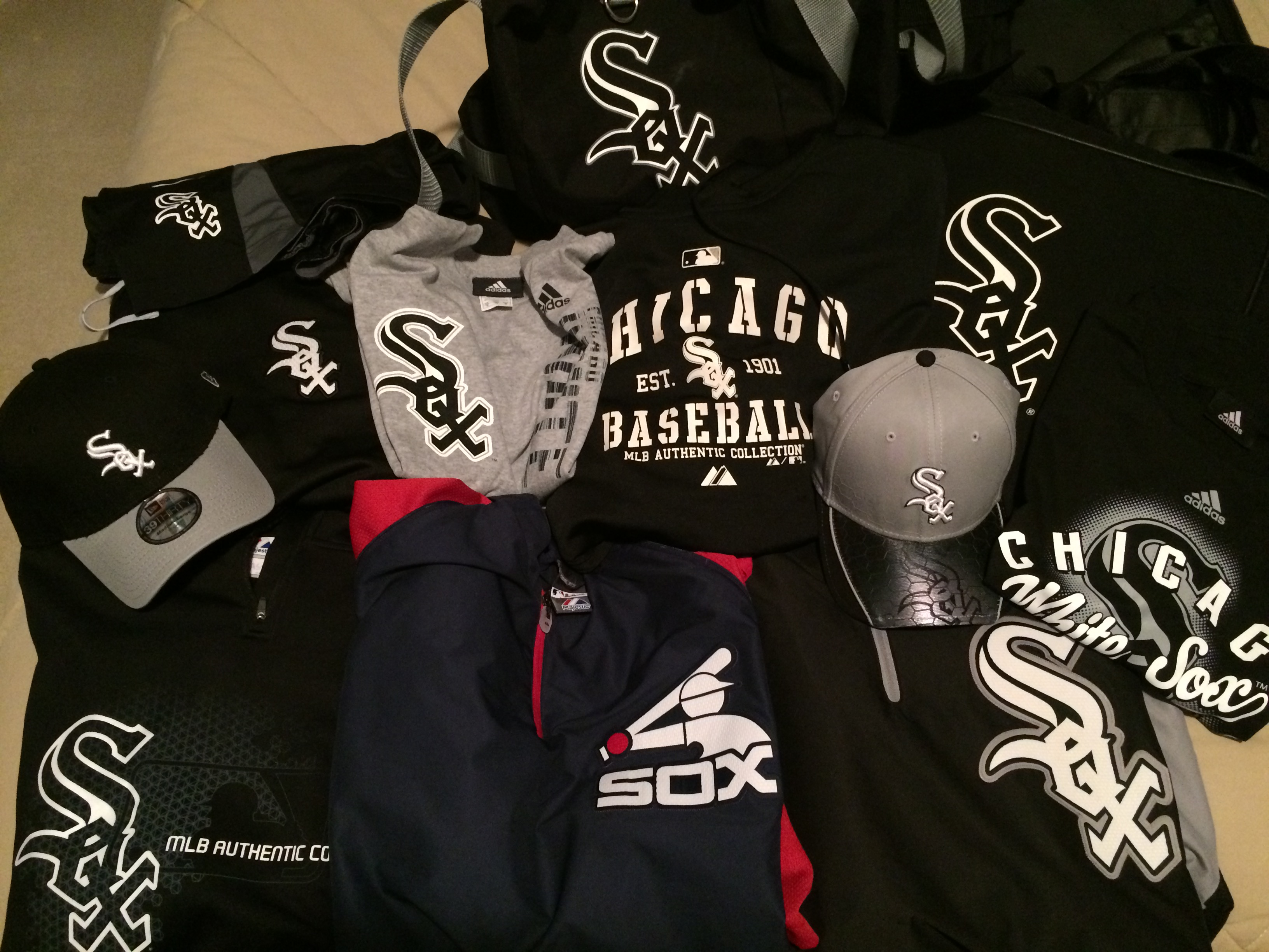 More White Sox