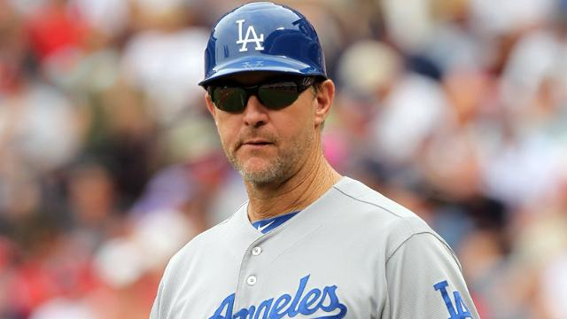 Shifting Wallach to bench, Dodgers finalize staff