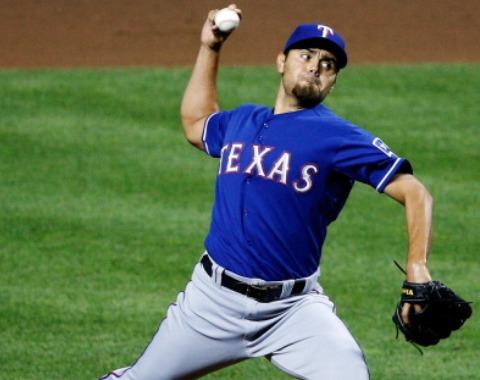 Soria le brinda a Texas una opción para la octava