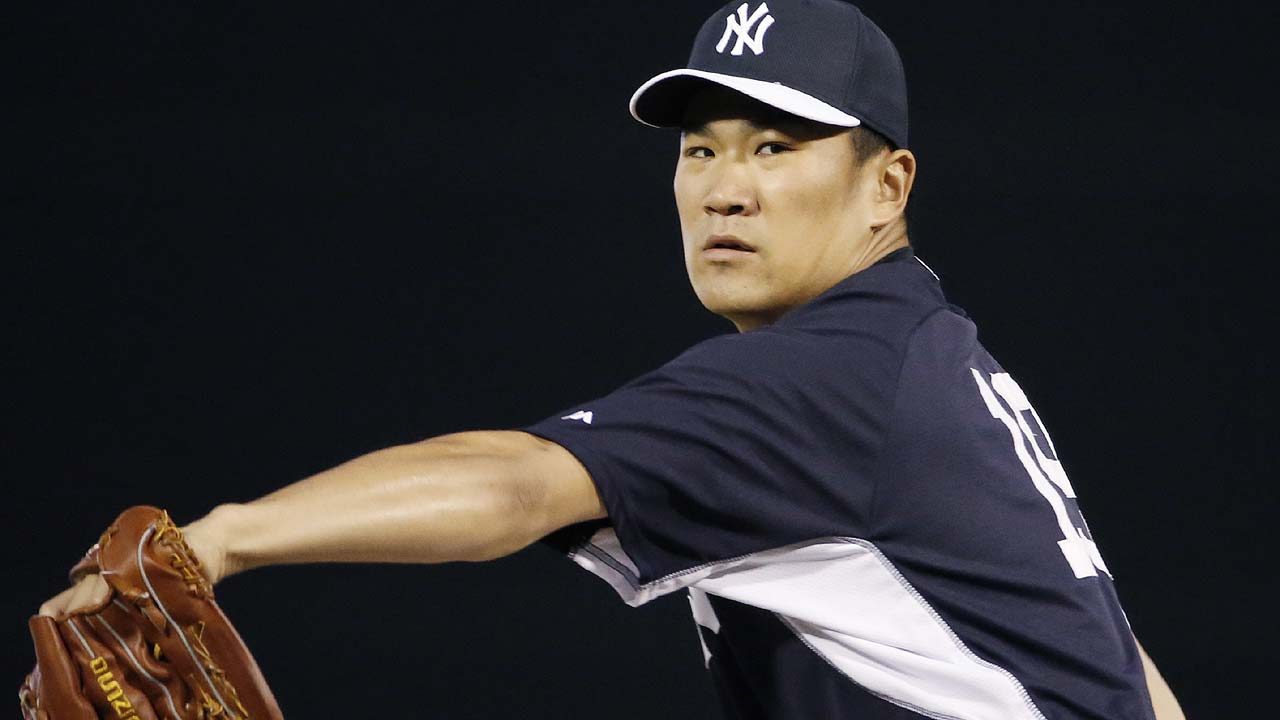 Ten-aka: Masahiro dominant as Yanks blank Marlins