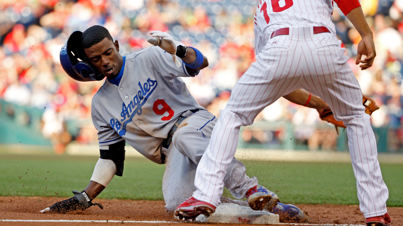 Phillies seek return to securing basepaths