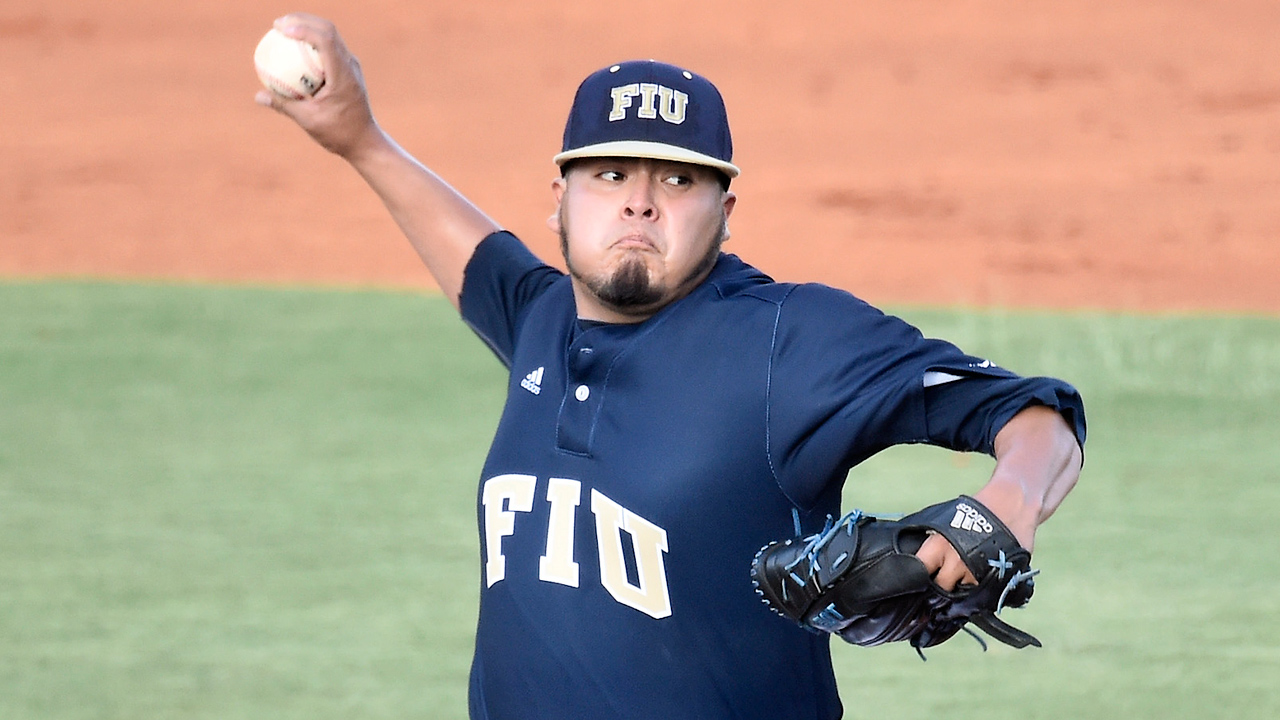 In round 7, Rays take college righty Franco