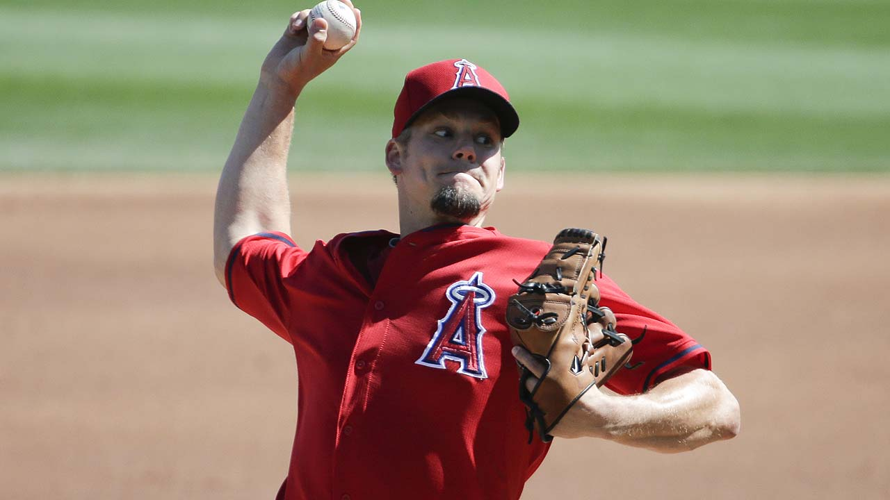 Blanton to start; Santiago to face Minor Leaguers