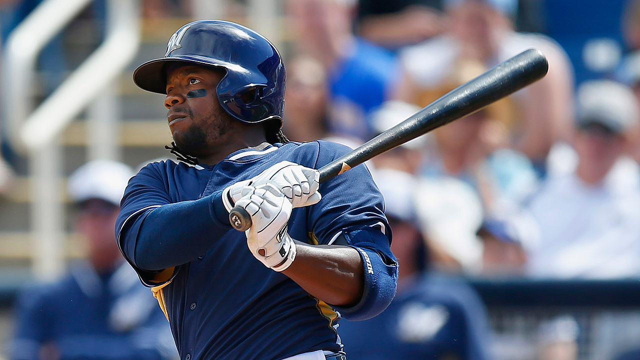Brewers still waiting for Weeks to bust out