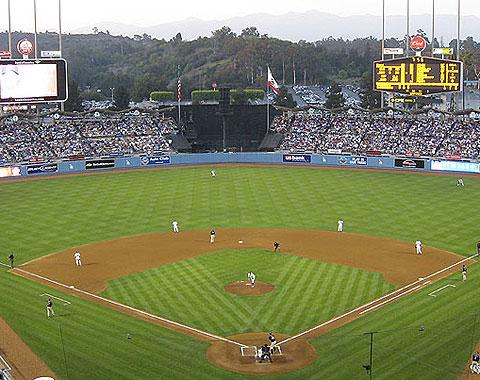 Dodgers impresionan con su asistencia en el 2013
