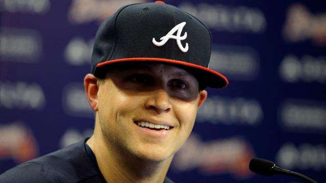 Medlen ready for first Christmas with baby boy