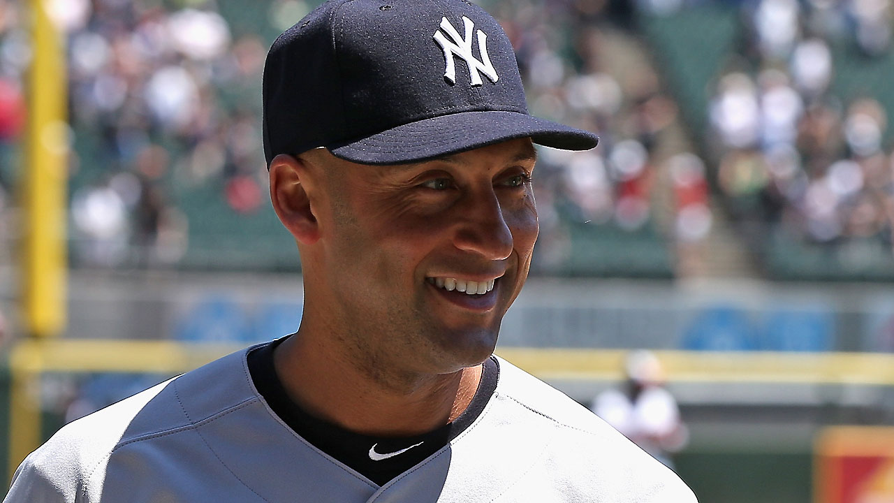 Jeter leads at short, Ellsbury third in ASG voting