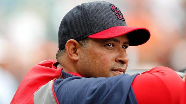B. Molina leaves Cardinals to join Rangers' staff