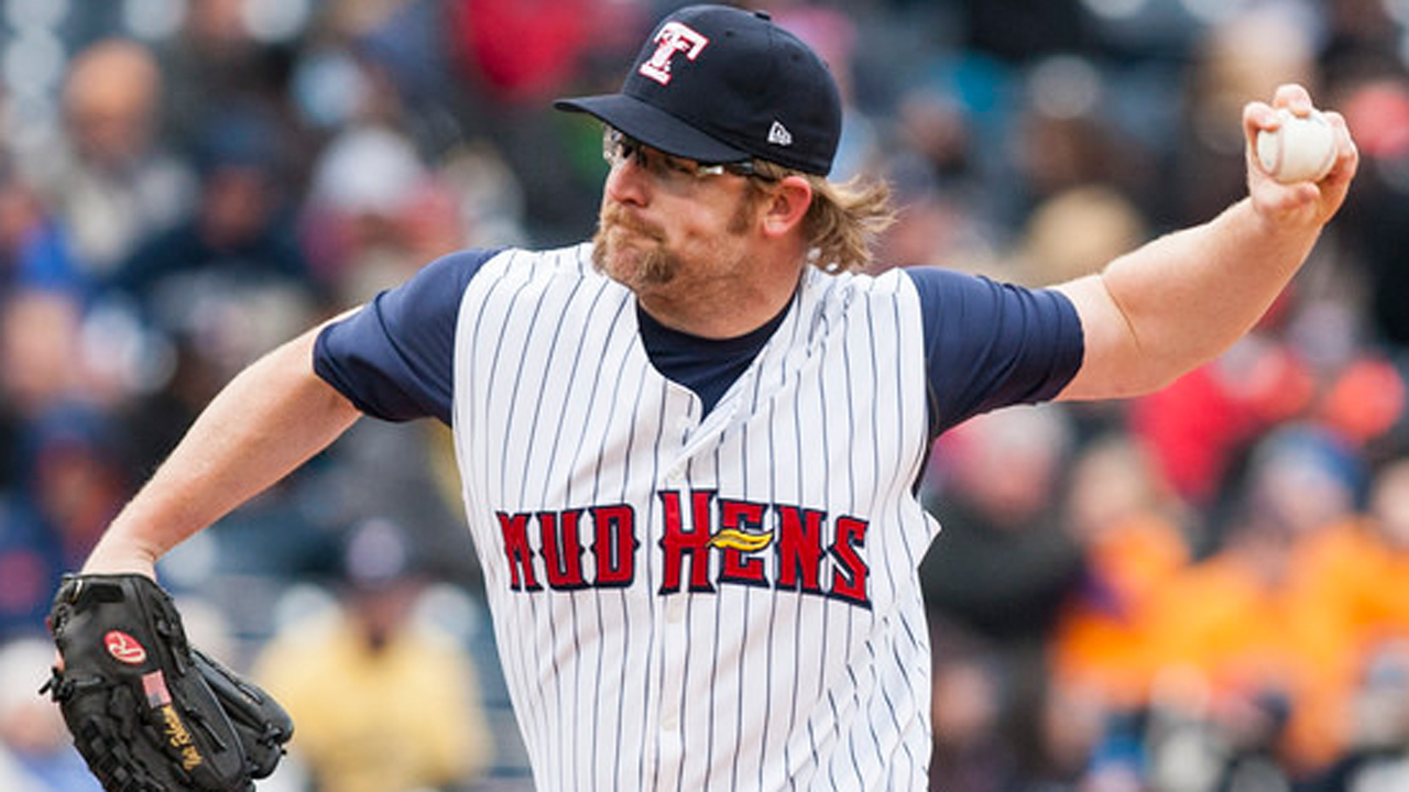 Robertson's comeback attempt with Tigers ends