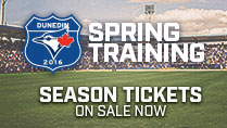 Spring Training Season Tickets