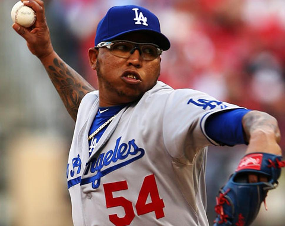 Los Dodgers cortan vínculos con Ronald Belisario