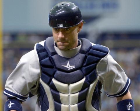 Yankees envían al C Chris Stewart a los Piratas
