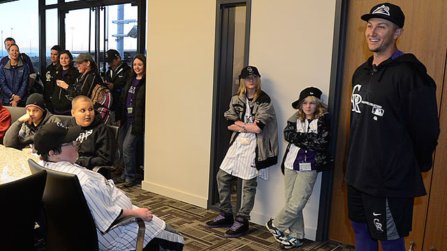 Tulo gives unique trip to Children's Hospital patients