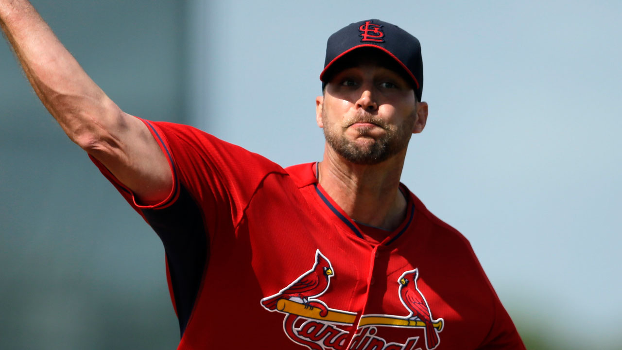 Waino not concerned after rain washes out debut