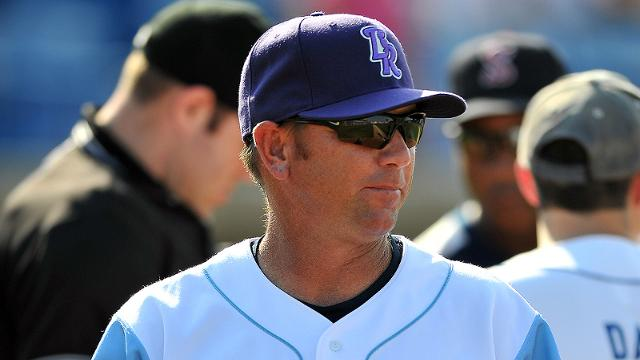 Royals announce Minor League coaching staff