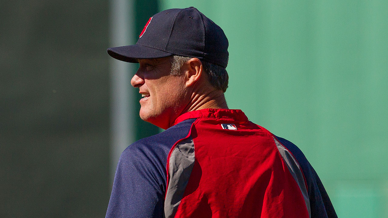 Farrell keeping possible Red Sox All-Stars in the loop