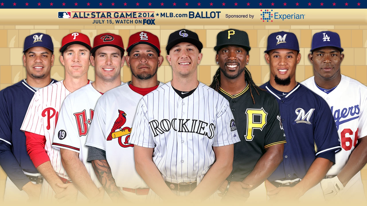 NL All-Star races coming down to the wire