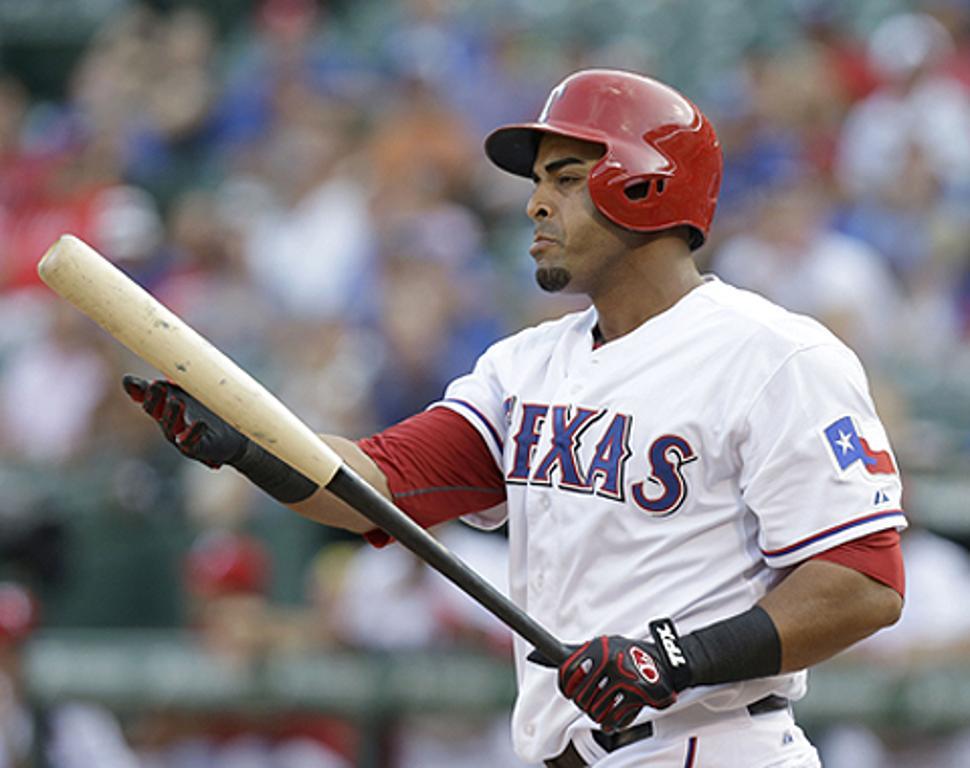 Los Rangers tendrán que adaptarse sin Nelson Cruz