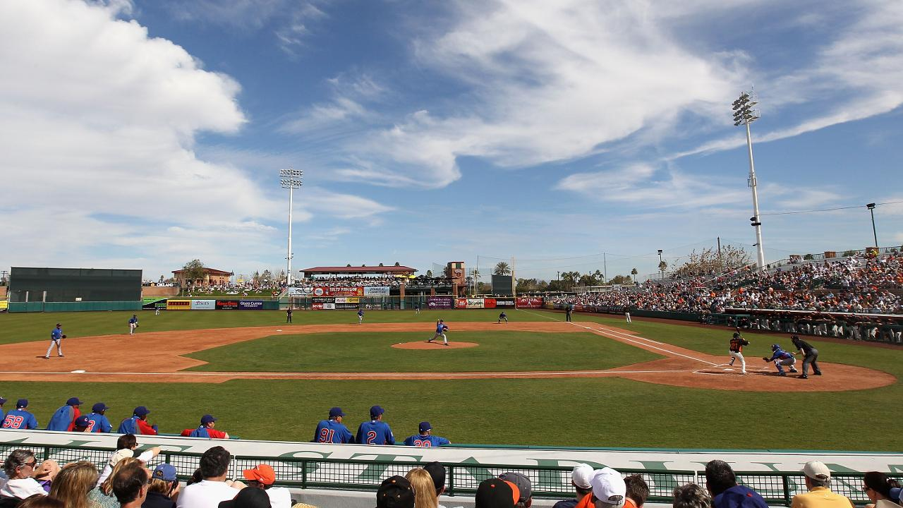 Arizona Fall League reveals 2013 schedule