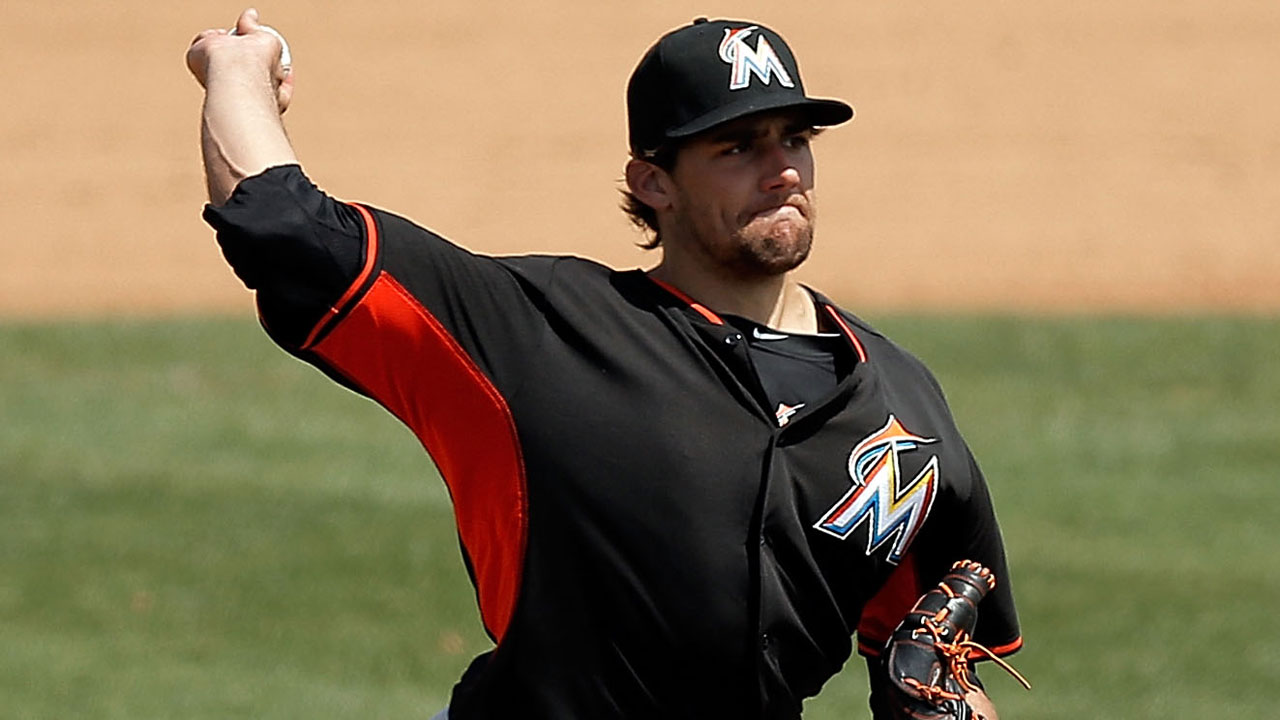 Eovaldi ready, eager for season to get underway