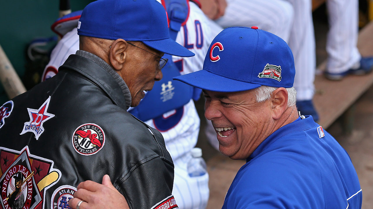 Renteria keeping hopeful mindset for Cubs