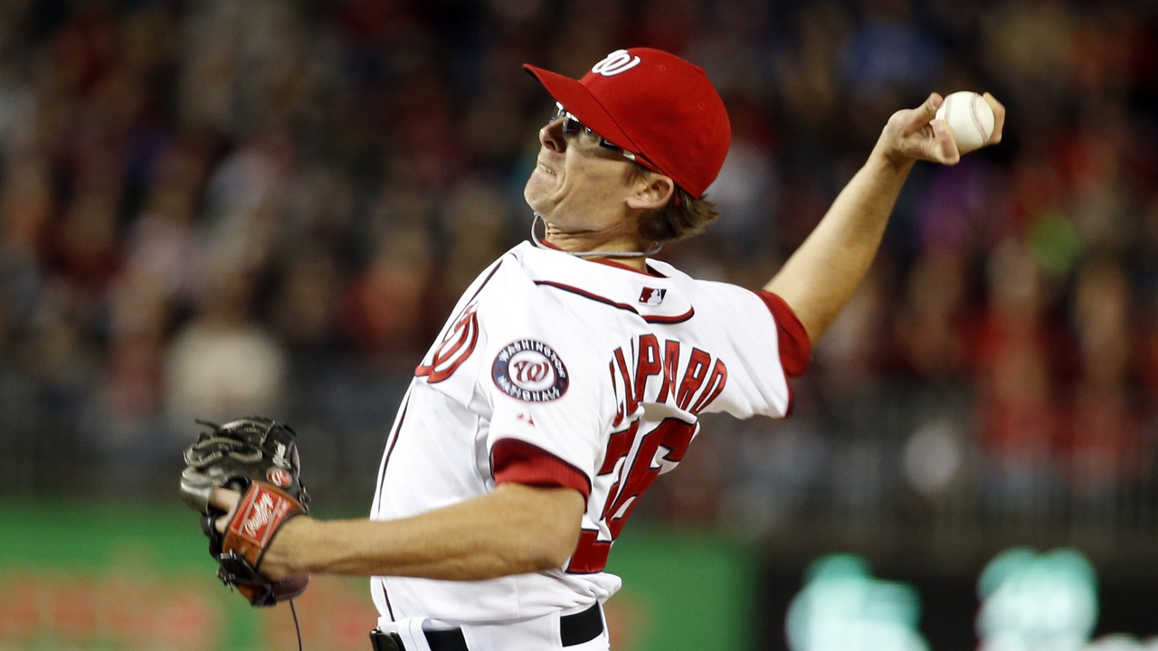 Clippard feeling confident, no matter opponent