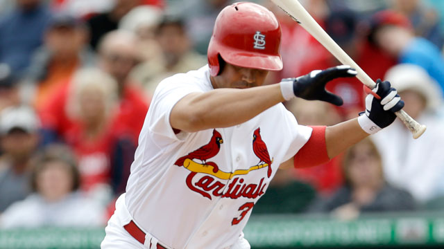 Beltran sustains foot injury, X-rays negative