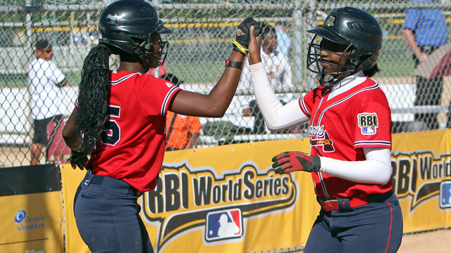 Atlanta tops Houston for RBI softball championship