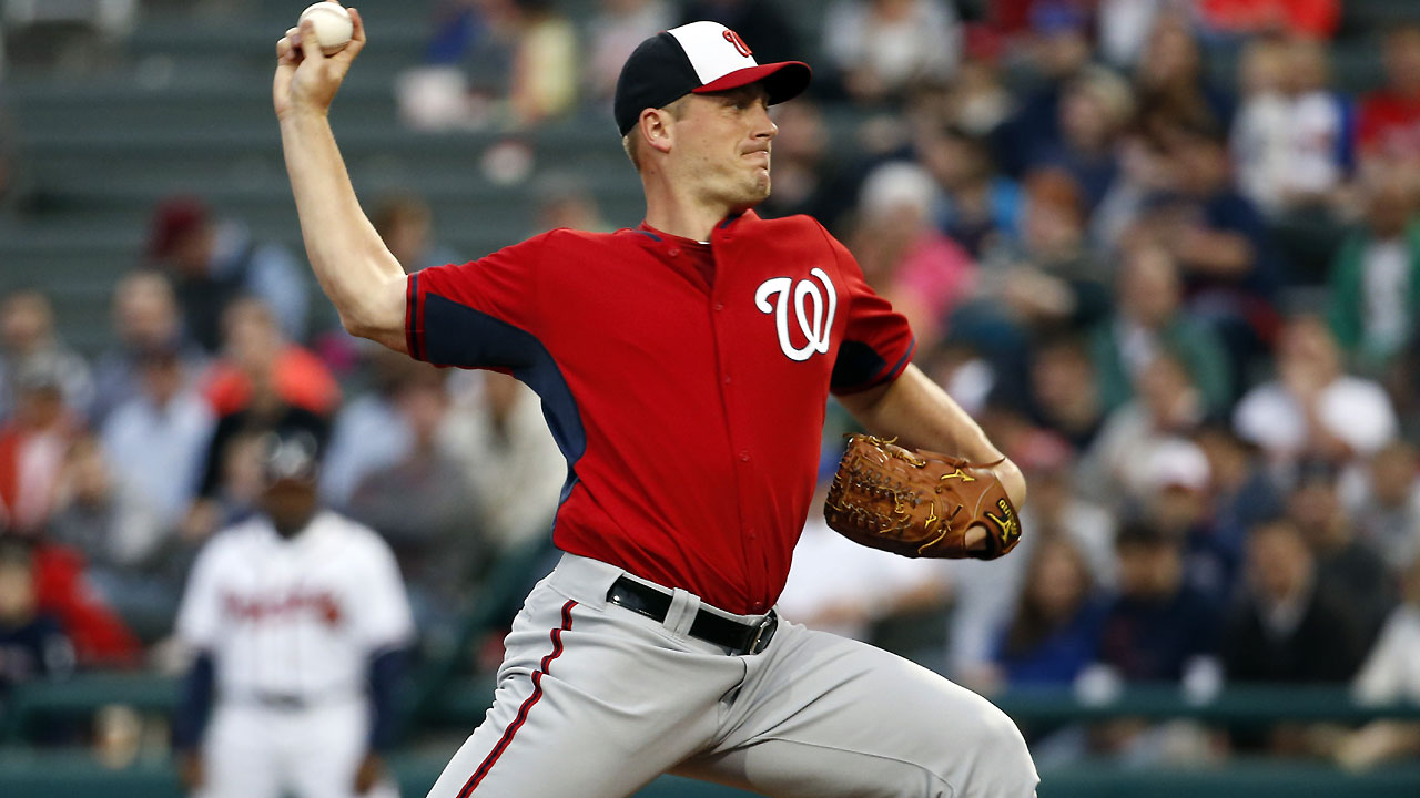 Zimmermann extends scoreless spring run