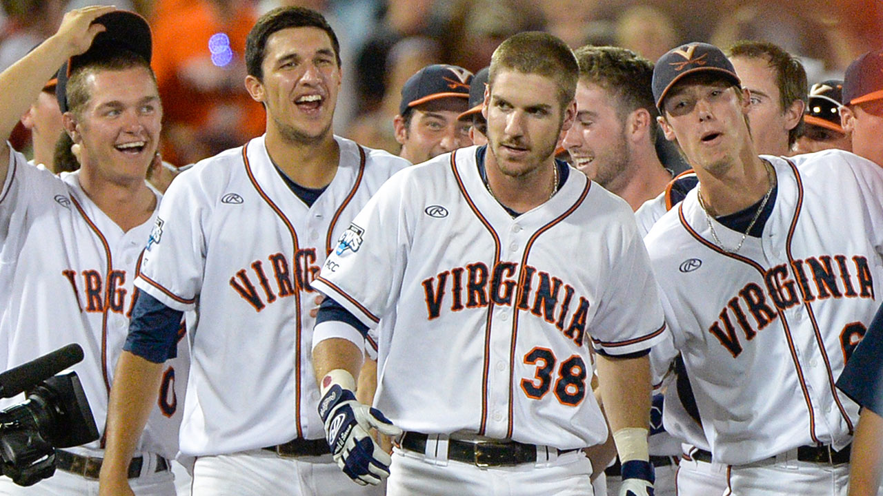 Virginia delivers first CWS walk-off in three years