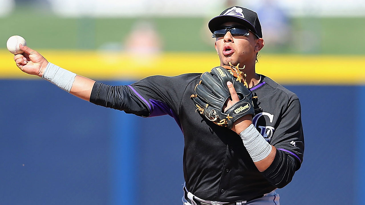 Adames thrilled by opportunity to back up Tulo