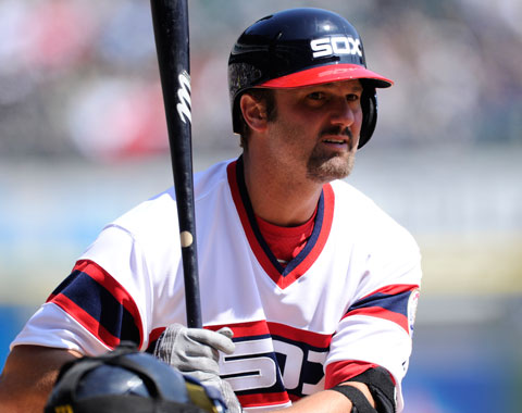 Paul Konerko aún no ha contemplado su retiro