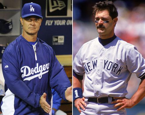 Mattingly vuelve a N.Y. como manager de los Dodgers