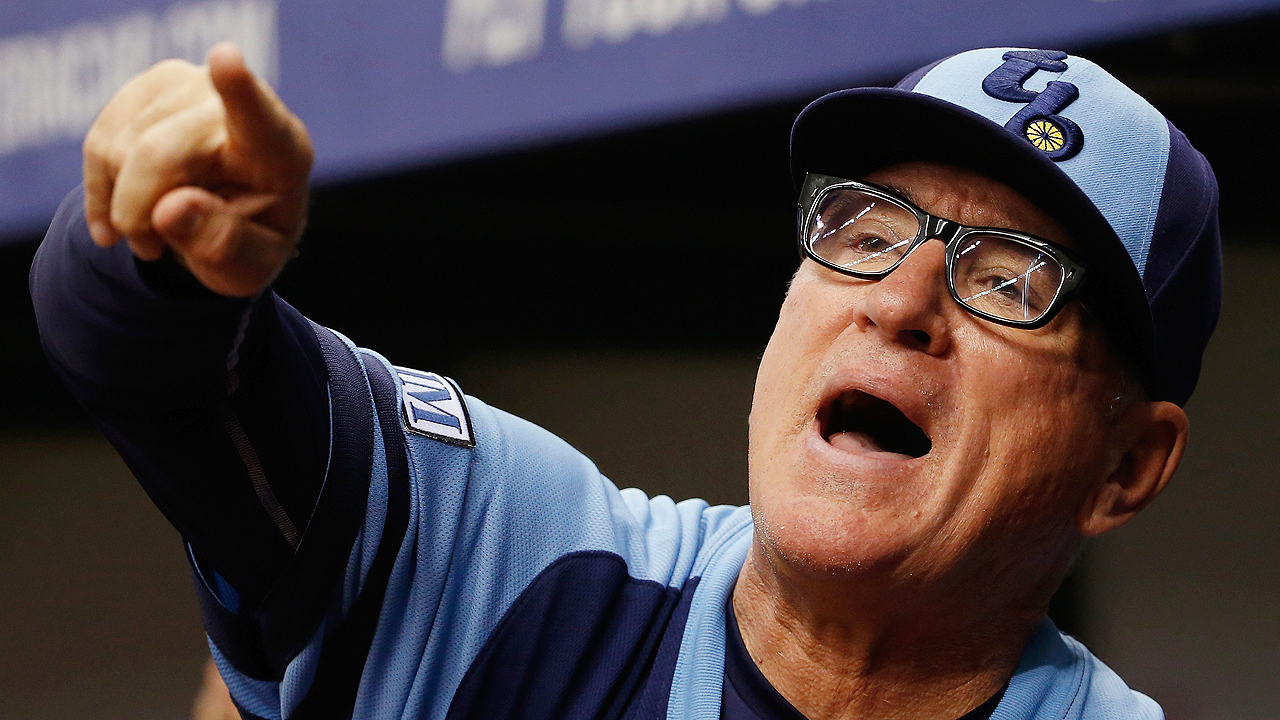 Maddon no fan of day-night doubleheader
