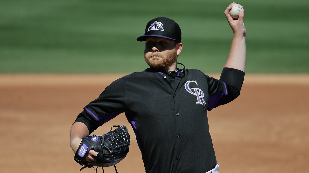 Anderson effective over five as Rockies top Reds