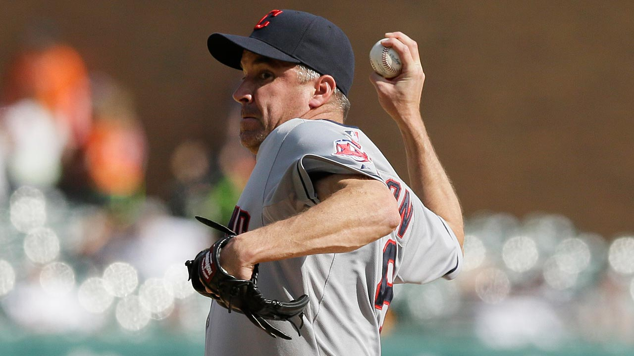 Francona not surprised by Atchison's success